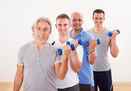 كيف يتغير وزنك وجسمك في كل مرحلة عمرية؟