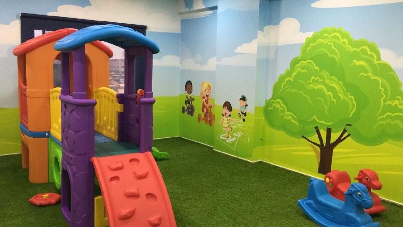 اماكن مخصصة للاطفال