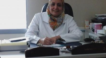 دكتورة ناديه خليفة