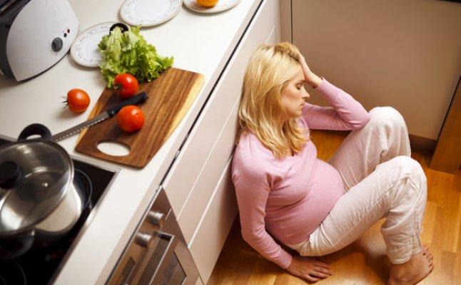 هل انتي معرضة لاكتئاب الحمل؟