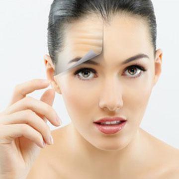 علاج تجاعيد الوجه بالليزر