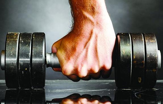 بناء أجسام الرياضيين