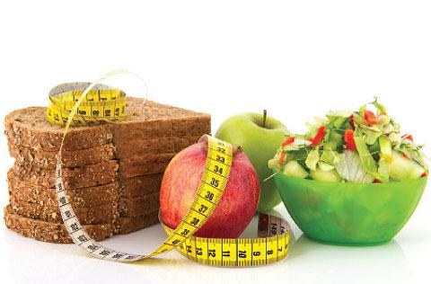التثقيف الغذائي وعلاقتة بنجاح الحمية