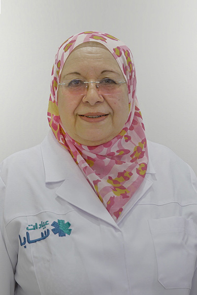 الدكتورة منى الهراس