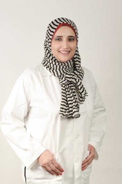 Dr. Ghadah Ahmad Gharab