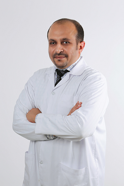 الدكتور إبراهيم غالب