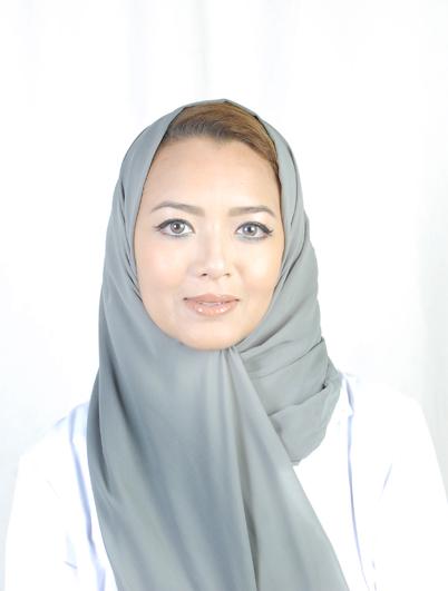 الأخصائية إسراء محمد العيدروس
