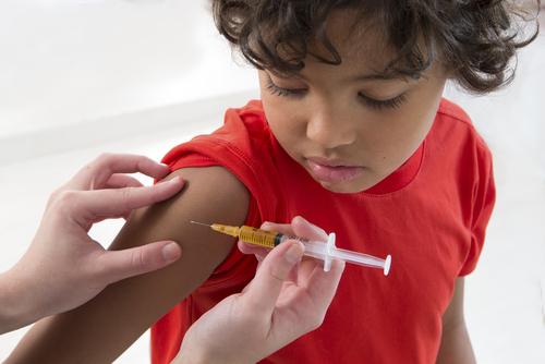 تطعيمات الاطفال فى الحج