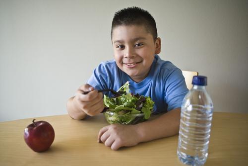 علاج سمنة الأطفال