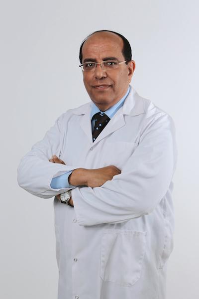 الدكتور مجدي نصيف