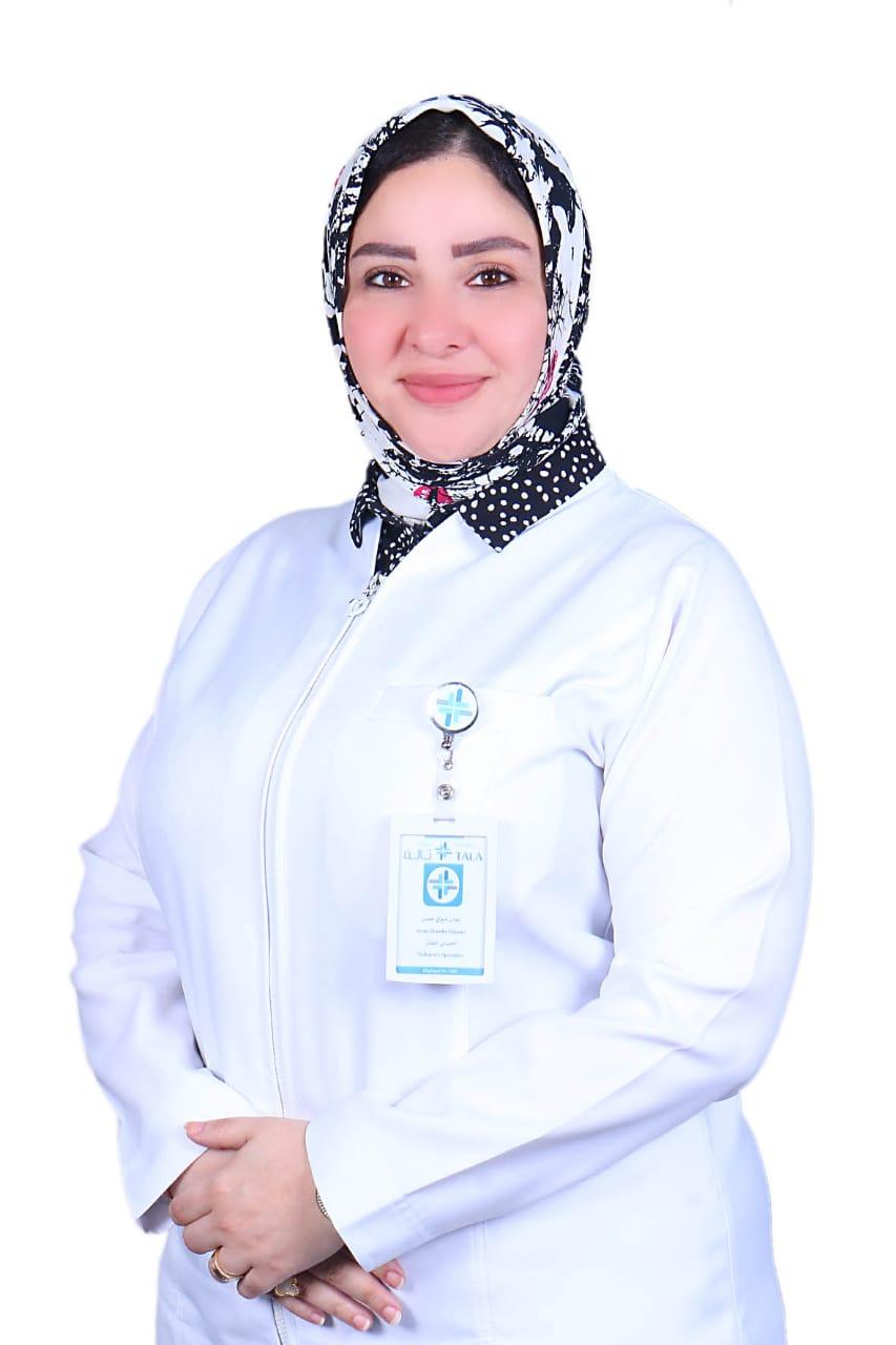 د. إيمان شوقي