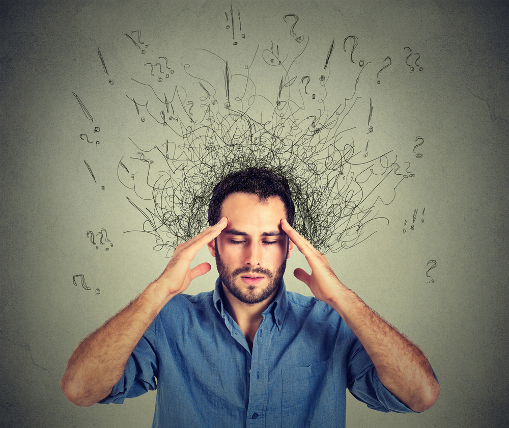 أعراض القلق وطرق علاجه