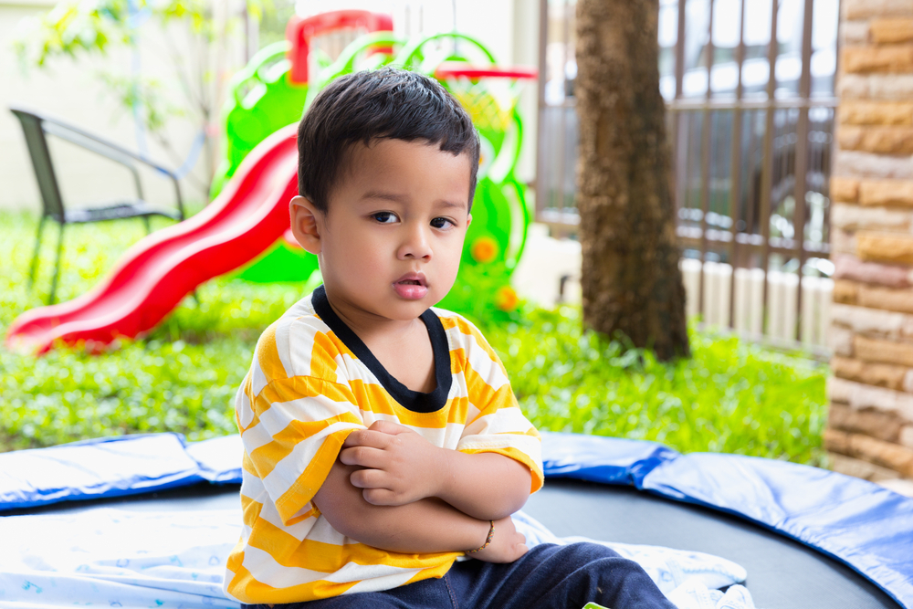 علاج حساسية الجلد عند الأطفال