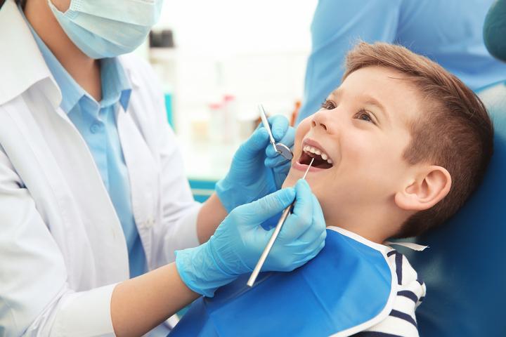 احمي أسنان طفلك من التآكل